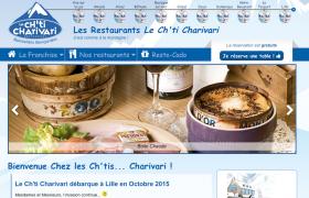 Ch'ti Charivari Restaurants (2015)