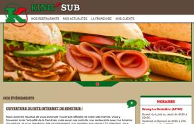 Restaurants King'Sub