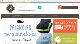 """Boutique en ligne """"Atelier du Cadeau"""""""
